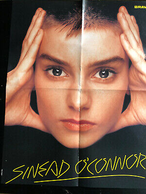 SINEAD O'CONNOR 60 Great Rare Clippings 80's • 8£