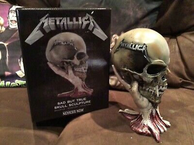Metallica Sad But True Bust, New And Boxed • 45£
