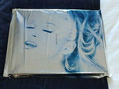 MADONNA SEX BOOK UK 1st EDITION,SEALED,FABULOUS CONDITION!! APPRECIATING ASSET!! • 249.99£