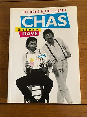 SIGNED By Chas & Dave - Rock And Roll Years Of Chas Before Dave, Chas Hodges • 65£