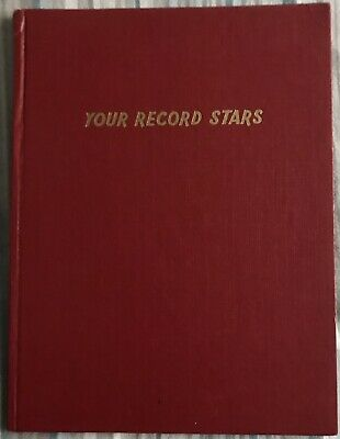 Your Record Stars Hardback Book • 2£