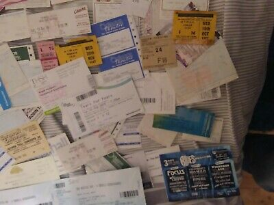 Rock Concert Ticket Stubs - Thin Lizzy + 50 • 2.10£