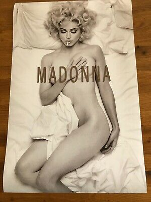 Large Poster Madonna 430mm X 640mm (bit Bigger Than A2) • 3.99£
