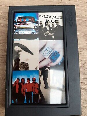 U2 Achtung Baby Digital Compact Cassette - Very Rare Collectors Item • 37£
