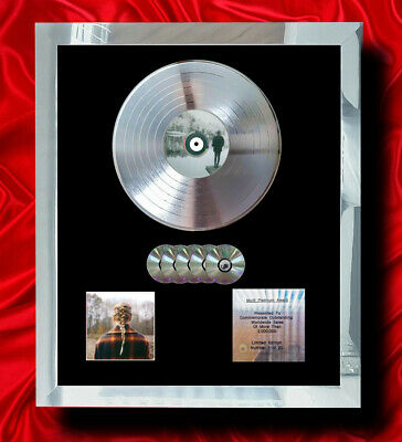 Taylor Swift Evermore  Cd Multi Platinum Disc Vinyl Album Record Lp • 297.97£