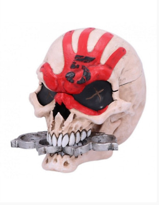 Five Finger Death Punch Skull Box  OFFICIAL UK LICENSED PRODUCT NEW & BOXED  • 32.95£