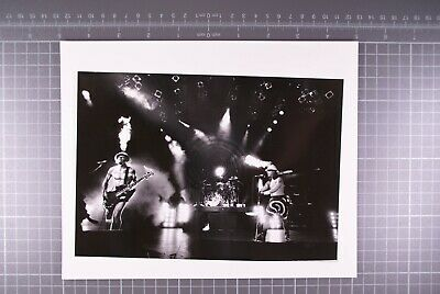 Red Hot Chili Peppers Photo Original B/W 10  X 8  Lollapalooza II Stamped 1992 • 30£