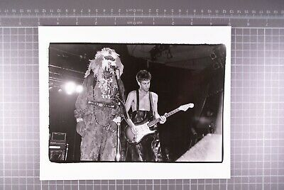 Red Hot Chili Peppers Hillel Slovak George Clinton Photo Original B/W 10  X 8   • 37.50£