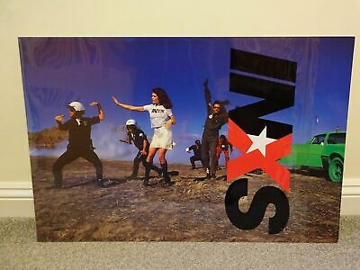 Inxs - Elegantly Wasted - Mega-rare 3d Uk Store Display 1997 -clear Acrylic/card • 99.99£