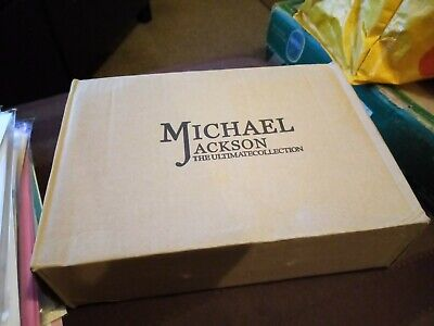 Michael Jackson The Ultimate Collection 33 X DVD / CD Box Set New.  • 99.99£