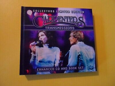 Carpenters - Transmissions - Enhanced Cd And Booklet. • 8£