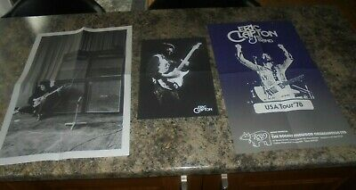 Eric Clapton Posters  New • 3.50£