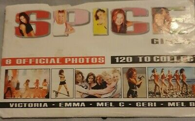 Vintage Spice Girls Official Photos Collection Photographs Envelope Of 8 • 2£