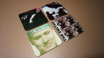 The Smiths Morrissey Drinks COASTER Set • 8.99£