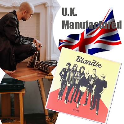 100 7  Inch 450g Gauge Vinyl Single Plastic Polythene Outer Record Sleeves  • 8.90£