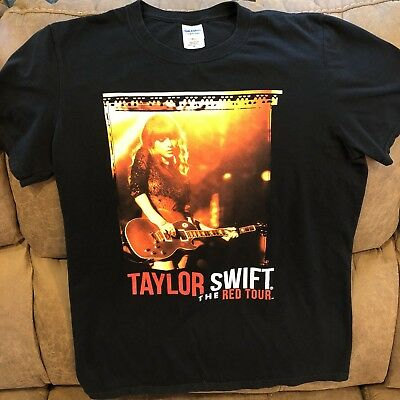 Taylor Swift The Red Tour Concert T-Shirt • 11.34£
