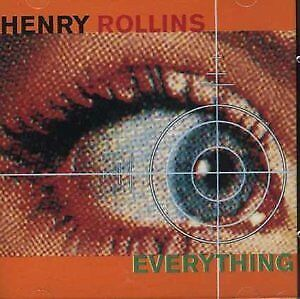 Henry Rollins - Everything [CD] • 10.49£