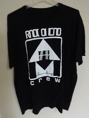 EUC Crew Roadie Lighting  - Radiohead - 2006 Tour Set UP T-Shirt Men XL • 30.73£