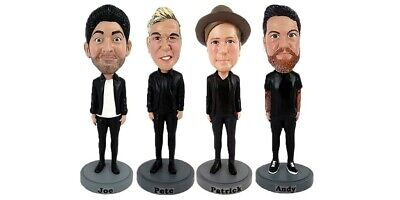 Fall Out Boy / Royal Bobbles Limited Edition Bobbleheads Box Set  • 350£
