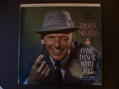Frank Sinatra.     Come Dance With Me  • 15£