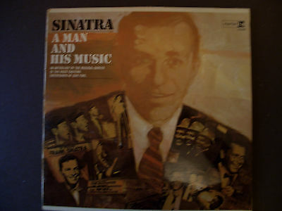 Frank Sinatra.   A Man And His Music  • 35£