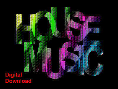 Ultimate House Music Collection 2015-2017 3,200 Tracks Full Length DJ - Download • 9.99£