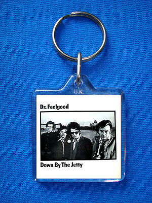 Dr Feelgood-Down By The Jetty Keyring Wilko Johnson • 1.85£