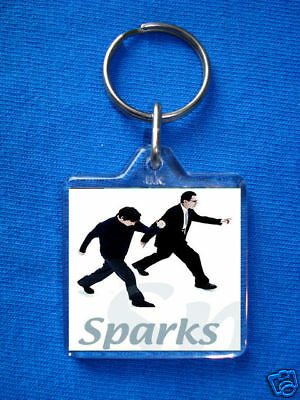 Sparks- Keyring Russ Mael Ron Mael Morrissey • 1.85£