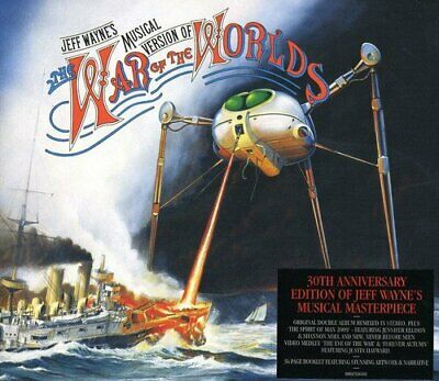 The War Of The Worlds • 14.71£