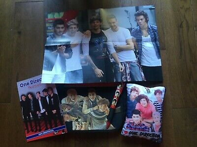 Bundle One Direction Goodies/novelties - All Good Clean Condition • 12£