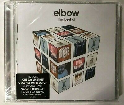 Elbow - The Best Of Compilation (CD) NEW & SEALED WF3 • 3.38£