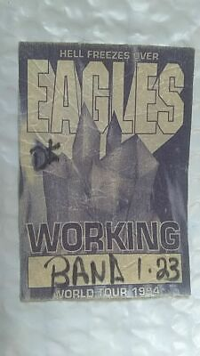 1994-95 Eagles Hell Freezes Over Tour Backstage Pass Glenn Frey's Brothers Pass • 70.86£