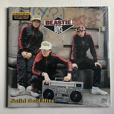 The Beastie Boys - Solid Gold Hits - New Vinyl 2 X Lp Record Sealed • 24.99£