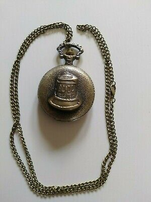 AC/DC Hell's Bells Pocket Watch - New! • 19.99£