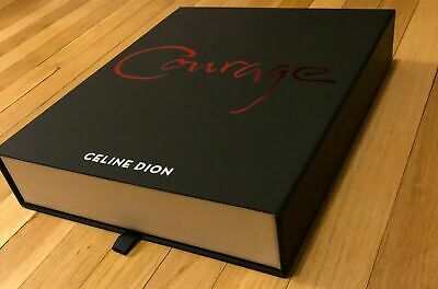 Celine Dion Courage World Tour Full VIP Merchandise Box Gift Set • 23.94£