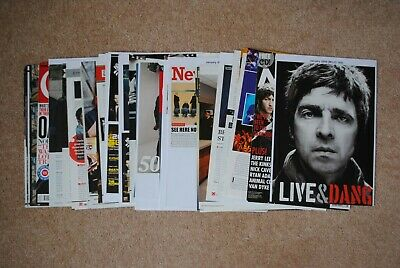 Oasis - Huge Cuttings Collection Part 11 2009-2014 • 15£