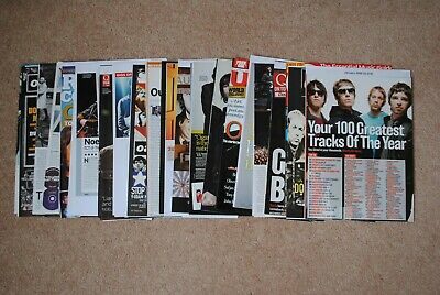 Oasis - Huge Cuttings Collection Part 9 2006-2007 • 15£
