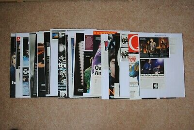 Oasis - Huge Cuttings Collection Part 7 2001-2003 • 15£