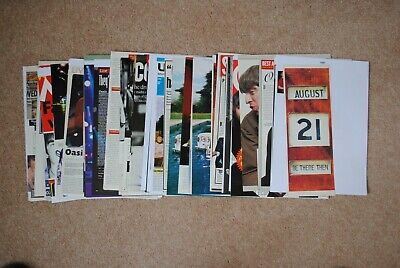 Oasis - Huge Cuttings Collection Part 4 1997 • 15£
