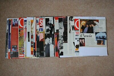 Oasis - Huge Cuttings Collection Part 3 1996 • 15£