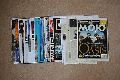 Oasis - Huge Cuttings Collection Part 2 1995 • 15£