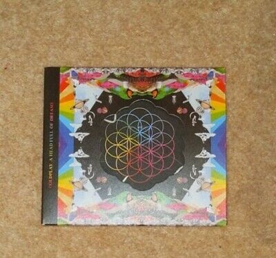 A Head Full Of Dreams Coldplay Fully Signed Autographed Album Unopened Chris • 249.99£