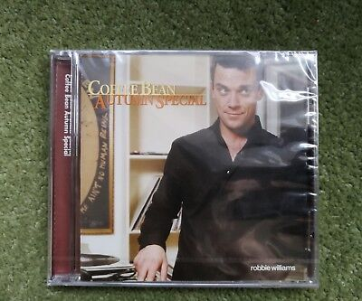 NEW RARE ROBBIE WILLIAMS Coffee Bean ASIAN Promo CD Various Kylie 6 Track VCD • 24.99£