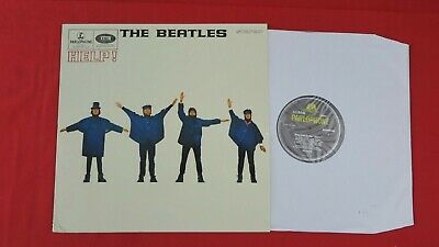 The Beatles Help (vinyl Unplayed, Slight Damage To Cover Clearance Price) Lp • 9.99£