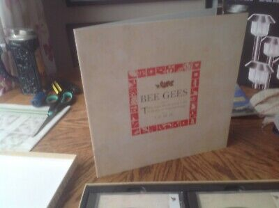 BEE GEES TALES FROM THE BROTHERS GIBB Brand New Box Set 4 CDS & Book • 24.99£