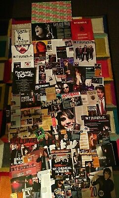 My Chemical Romance - Magazine Cuttings Poster Lot Approx. 60 Pieces From 2004+  • 43.99£