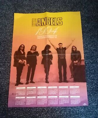 Little Angels 1994 Calender Poster * RARE * • 7.99£