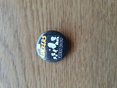 The Lurkers Freak Show Button Badge  • 1.50£