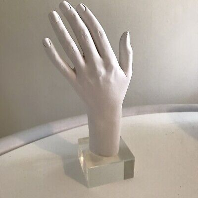 KYLIE MINOGUE Her Authentic Hand Lifecast SHOWGIRL Homecoming Tour Master Copy • 395£