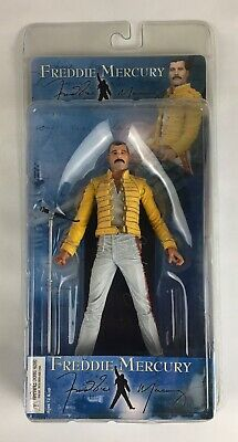 Freddie Mercury (Queen) 2006 Neca Wembley 86 Magic Tour Figure - Sealed - Rare • 129.99£